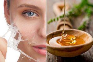 Kandungan madu untuk wajah kering